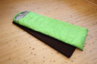封筒型寝袋・マットセット