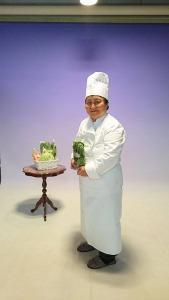 奥桂子シェフ