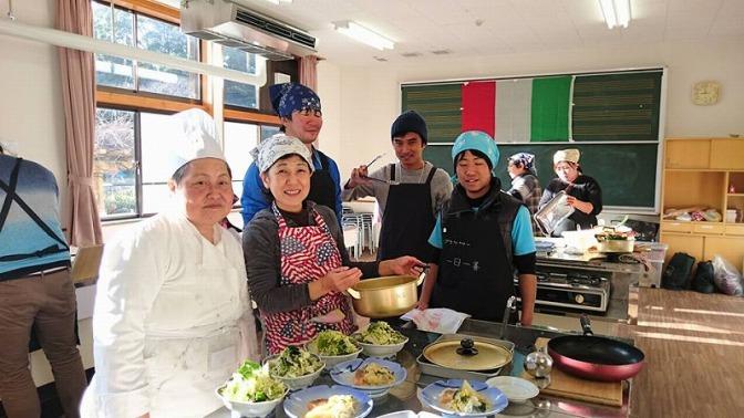 はざこ de イタリアン 朝食&スイーツ作り教室