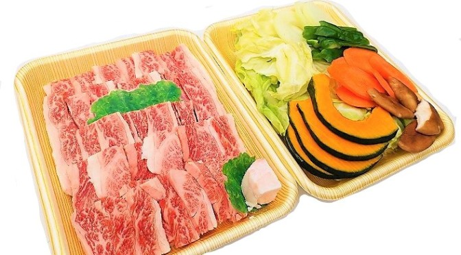 BBQ用お肉の販売を始めました!