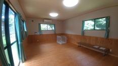 宿泊棟A室