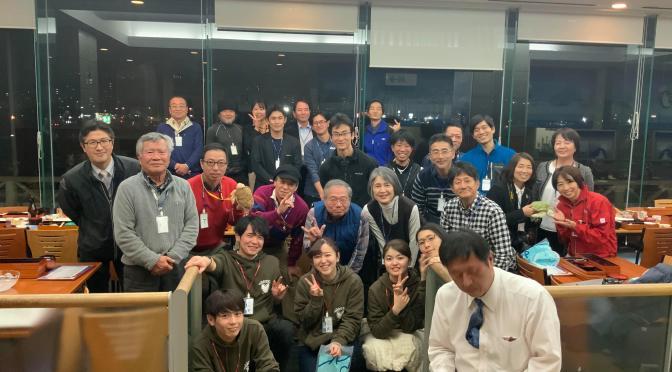九州ウミガメ連絡会in鹿児島市